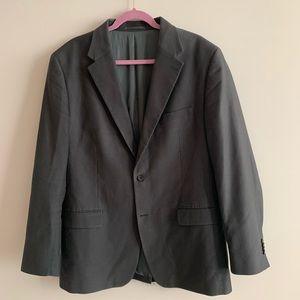 Theory Grey Sports Coat/Blazer 46R